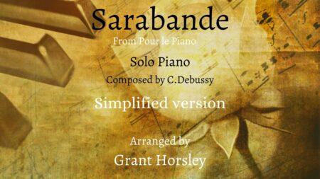 Copy of Sarabande 1