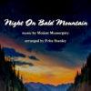 Night On Bald Mountain Piano Solo