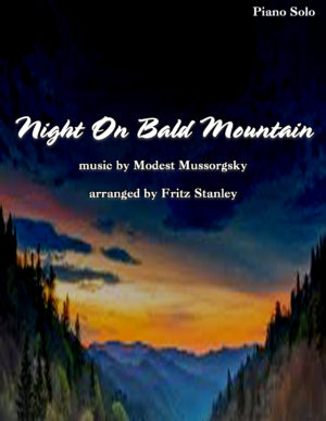 Night On Bald Mountain – Piano Solo