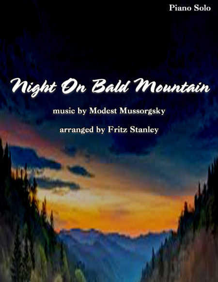 Night On Bald Mountain Piano Solo scaled