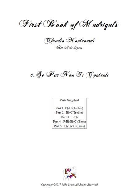 Madrigals Book 1 6