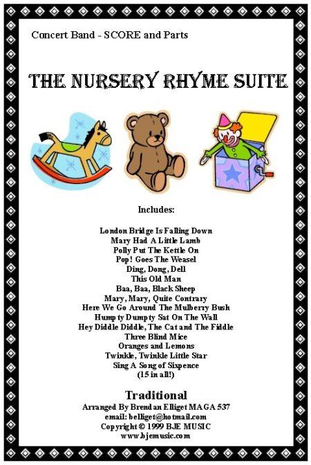 010 FC The Nursery Rhyme Suite CB