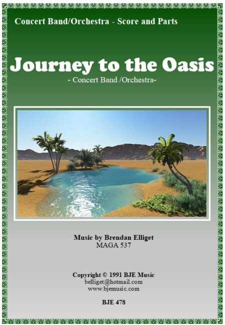 478 FC Journey to the Oasis CB Orchestra