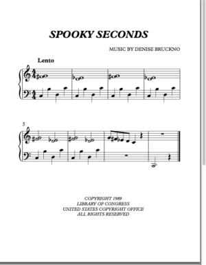 Spooky Seconds