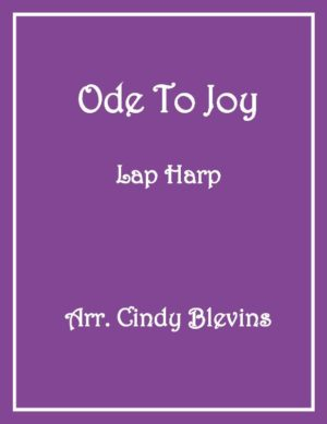 Ode To Joy, Lap Harp Solo with recording