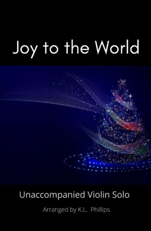 Joy to the World – Unaccompanied Violin Solo