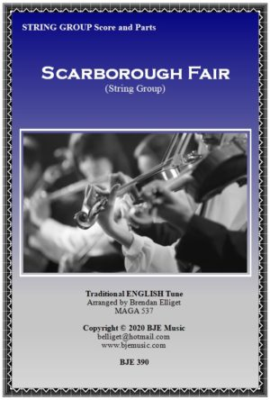 Scarborough Fair – String Group or Orchestra