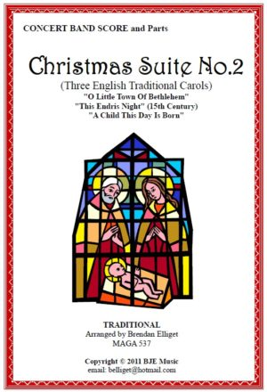 Christmas Suite No. 2 – Concert Band