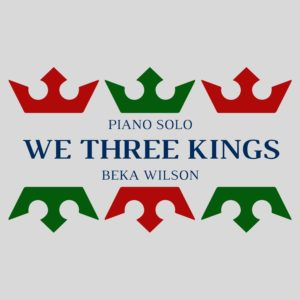 We Three Kings of Orient Are – Piano Solo