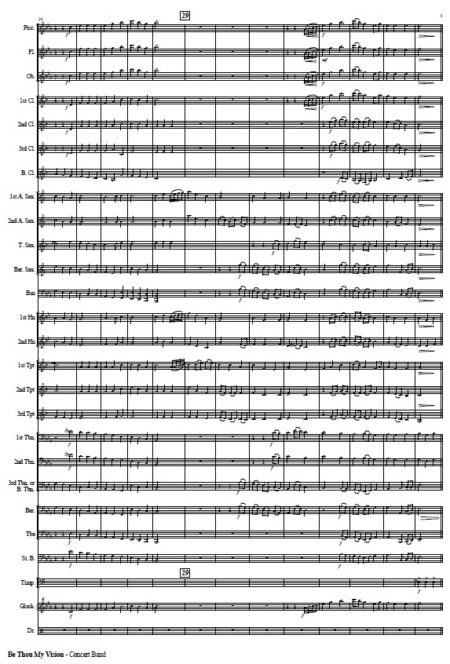 042 Be Thou My Vision CB with Strings SAMPLE page 03