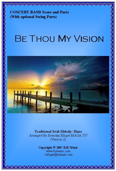 042 FC Be Thou My Vision CB with Strings