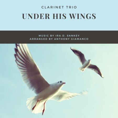 Under His Wings - clarinet trio