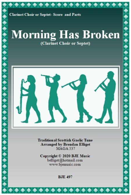 497 FC Morning Has Broken Clarinet Choir