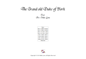 Flexi Ensemble – The Grand Old Duke of York