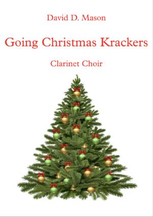 Going Christmas Krackers – Clarinet Choir