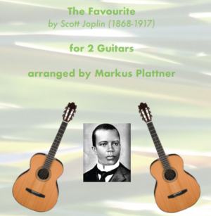 The Favourite – Ragtime arranged for two guitars