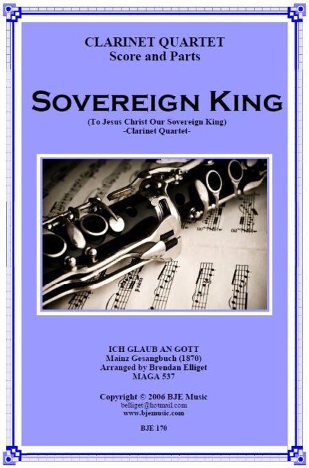 170 FC Sovereign King Clarinet Quartet