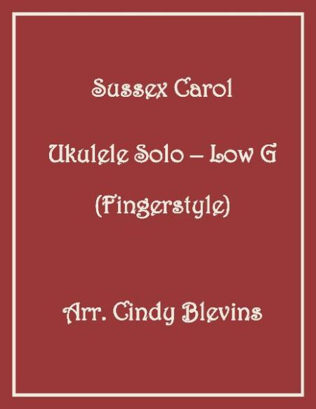 Sussex Carol Cover