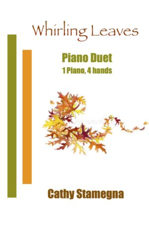 Whirling Leaves (Piano Duet – One Piano, Four Hands)