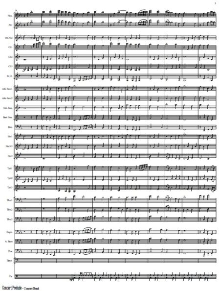 420 Concert Prelude Concert Band SAMPLE page 03