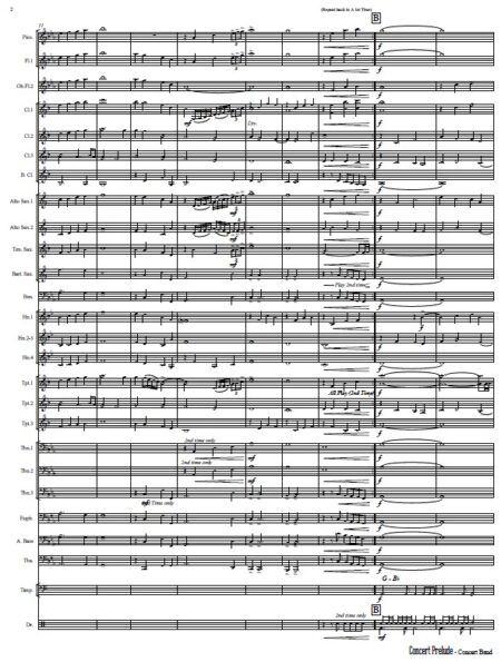 420 Concert Prelude Concert Band SAMPLE page 02
