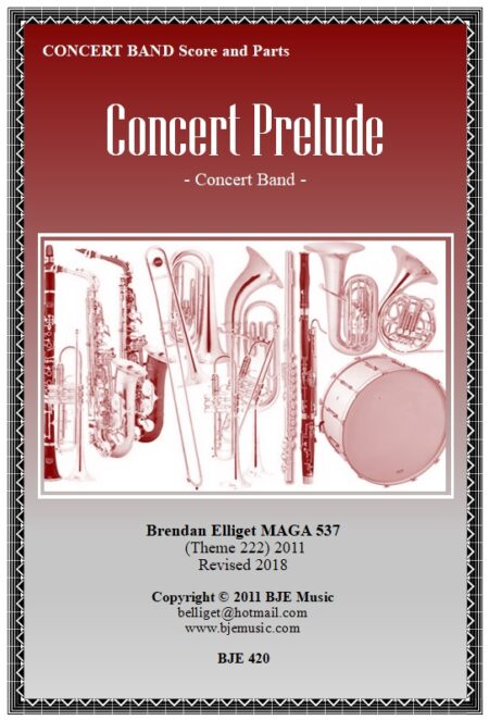 420 FC Concert Prelude Concert Band