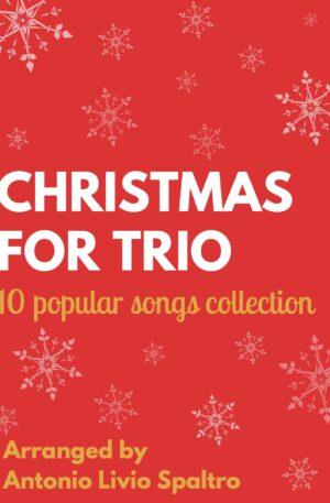 Christmas Carols for Violin Trio