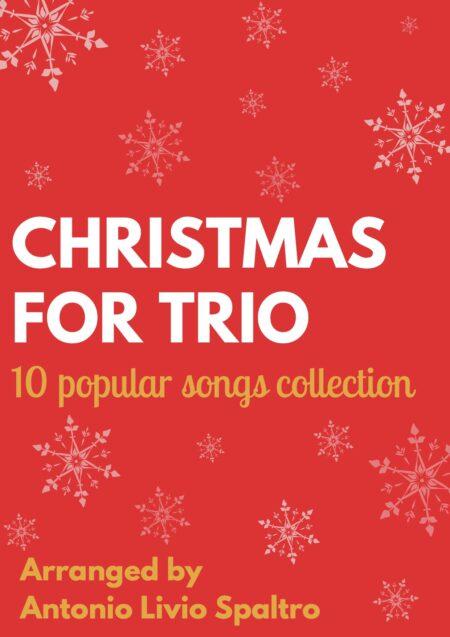 Christmas for Trio - Cover - Antonio Livio Spaltro