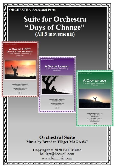 FC Days of Change Combined product 483 484 486 BJE Music v3 updated