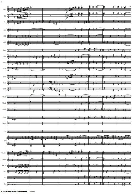 483 A Day of Hope Orchestra SAMPLE page 04