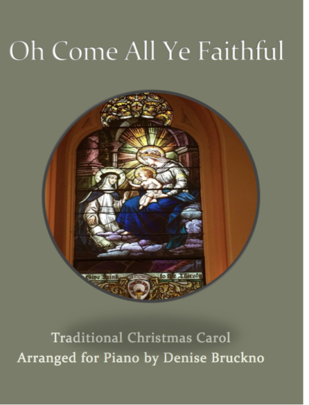 Oh Come All Ye Faithful cover