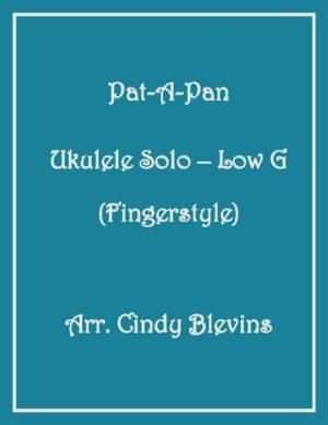Pat-A-Pan, Ukulele Solo, Fingerstyle, Low G