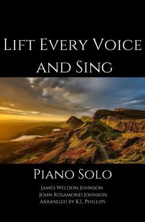 Lift Every Voice and Sing – Piano Solo