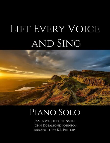 Lift Every Voice and Sing - Piano Solo cover