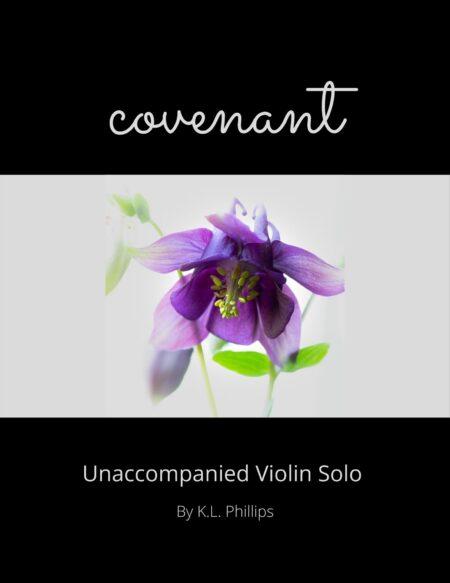 Covenant - Unaccompanied Violin Solo cover