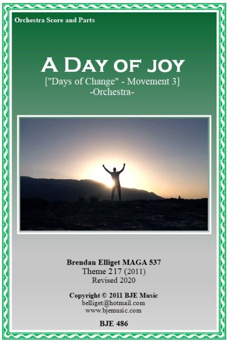 486 FC A Day of Joy Orchestra Theme 217