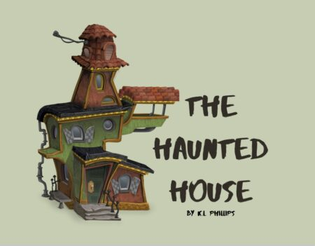 The Haunted House - cover