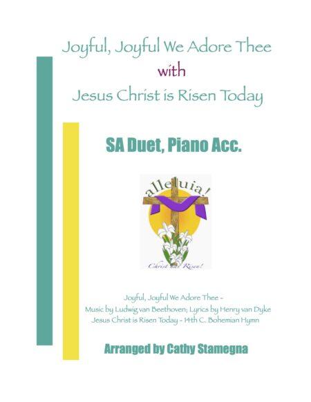SA Duet Joyful Joyful... title JPEG