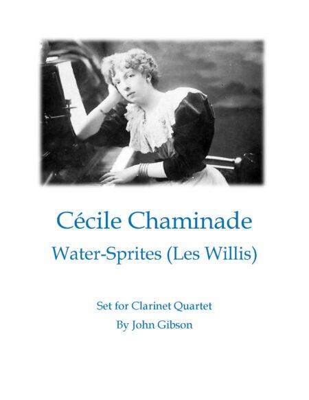 Cecile Chaminade Willis clar4 cover