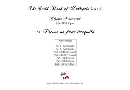 Madrigals Book 6 13