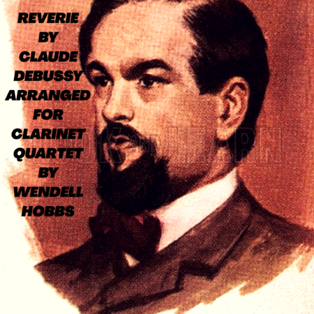 Debussy Reverie Clarinets 2