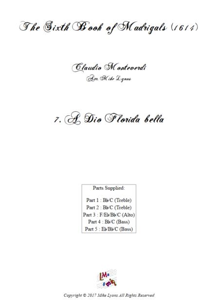 Madrigals Book 6 07
