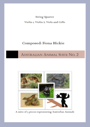 Australian Animal Suite No. 2