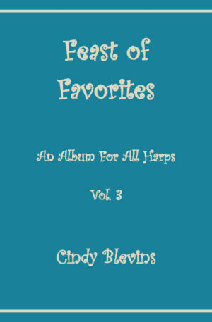 Feast of Favorites, Vol. 3, for all harps