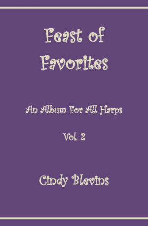 Feast of Favorites, Vol. 2, for all harps