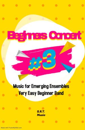 Beginners Concert #3