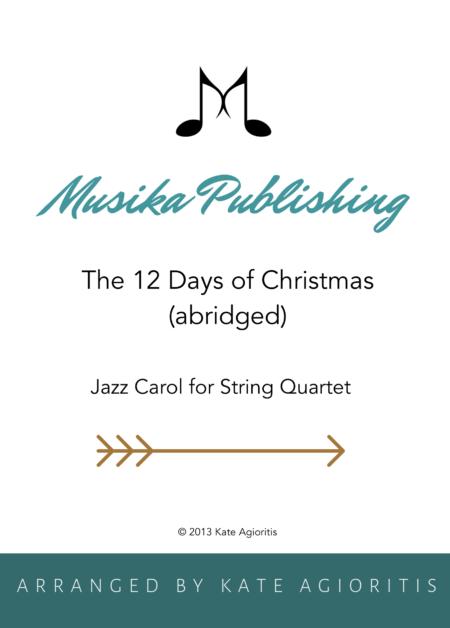 12 Days String
