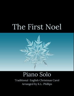 The First Noel – Piano Solo