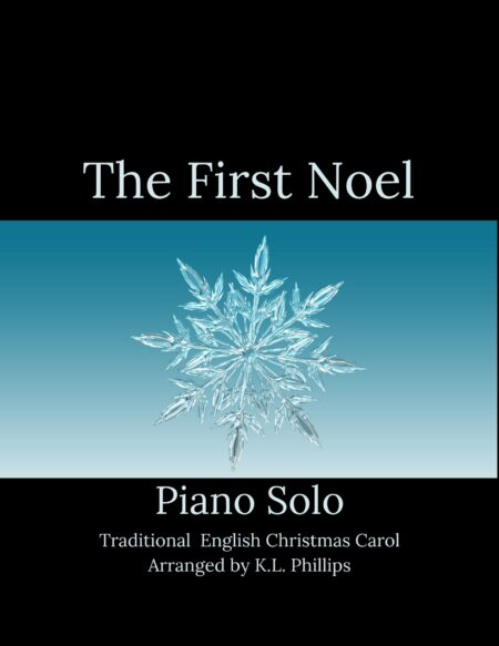 The First Noel - Piano Solo cover