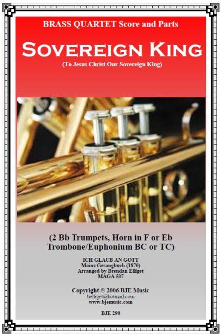 290 FC Sovereign King Brass Quartet